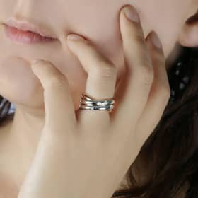 ANNEAU MORELLATO LOVE RINGS - SNA31014