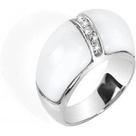MORELLATO CRYSTAL RING - SKL06014