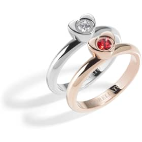 ANELLO MORELLATO LOVE RINGS - SNA32014