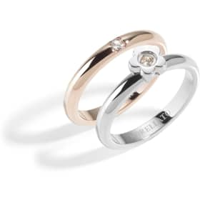 ANILLO MORELLATO LOVE RINGS - SNA33014