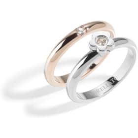 ANNEAU MORELLATO LOVE RINGS - SNA33014
