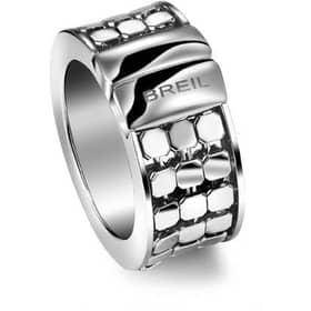 BREIL STEEL SILK RING - TR.TJ1355