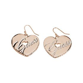 BOUCLES D'OREILLES GUESS GUESS ID - UBE11109