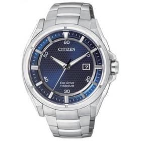 CITIZEN CITIZEN SUPERTITANIUM WATCH - AW1400-52M