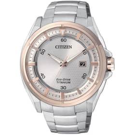 CITIZEN CITIZEN SUPERTITANIUM WATCH - AW1404-51A