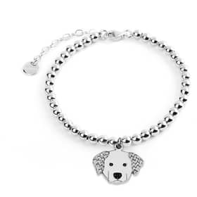 BRACCIALE JACK & CO PETS PARTY - JC.JCB1168