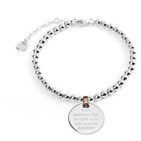 BRACCIALE JACK & CO MESSAGE - JC.JCB1204