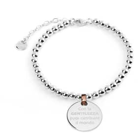 BRACCIALE JACK & CO MESSAGE - JC.JCB1206