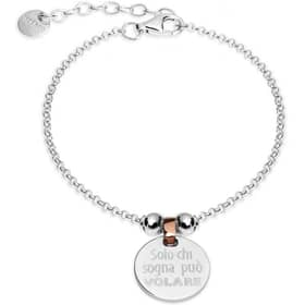 BRACCIALE JACK & CO MESSAGE - JC.JCB1232