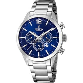 FESTINA TIMELESS CHRONOGRAPH WATCH - FE.F20343/7
