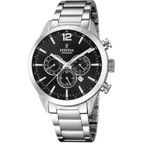 FESTINA TIMELESS CHRONOGRAPH WATCH - FE.F20343/8