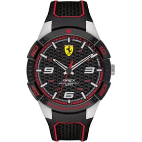 SCUDERIA FERRARI APEX WATCH - FER0830630