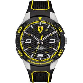 SCUDERIA FERRARI APEX WATCH - FER0830631