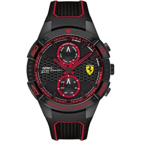 SCUDERIA FERRARI APEX WATCH - FER0830634
