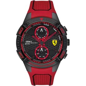 SCUDERIA FERRARI APEX WATCH - FER0830639