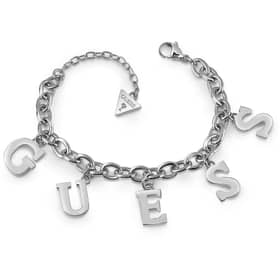 PULSERA GUESS FOLLOW MY CHARM - UBB28020-S