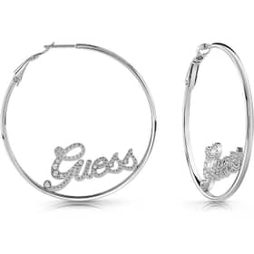 BOUCLES D'OREILLES GUESS ROUND&ROUND - UBE78085