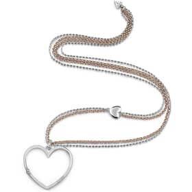 GUESS UNCHAIN MY HEART NECKLACE - GU.UBN78074