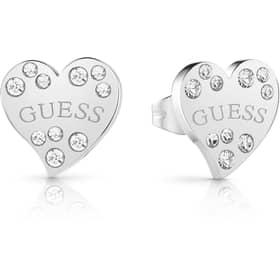 GUESS HEART WARMING EARRINGS - GU.UBE78051