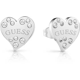 PENDIENTES GUESS HEART WARMING - GU.UBE78051