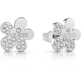 GUESS FLOWER GARDEN EARRINGS - GU.UBE78129
