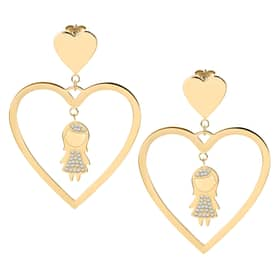 DOLCICOCCOLE DOLCICOCCOLE EARRINGS - P.31Q401001200