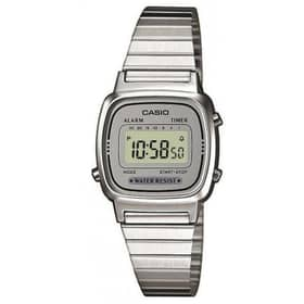 RELOJ CASIO VINTAGE - LA670WEA-7EF