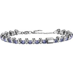 BRACELET BREIL ROLLING DIAMONDS - TJ1451