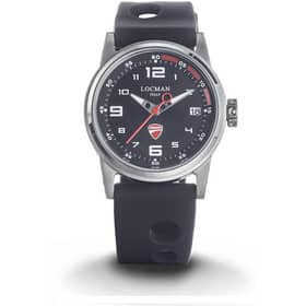LOCMAN DUCATI WATCH - LCD106A01S00BKRSIK