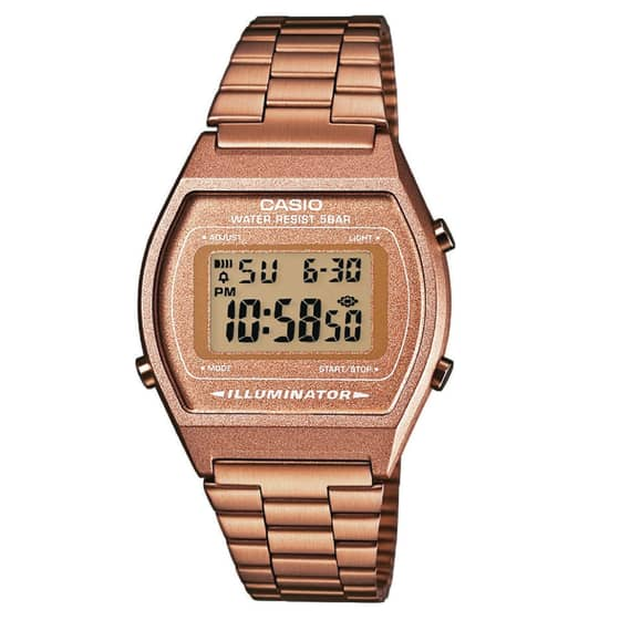 MONTRE CASIO VINTAGE - B640WC-5AEF
