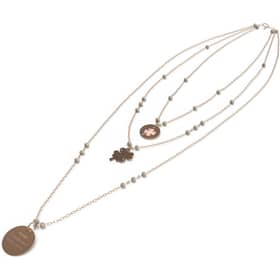 10 BUONI PROPOSITI CRYSTAL SUMMER NECKLACE - BP.N9813RO/CL