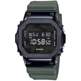 CASIO CASSA QUADRATA WATCH - CA.GM-5600B-3ER