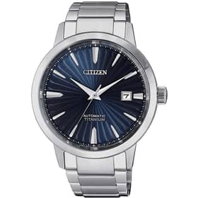 CITIZEN SUPERTITANIO WATCH - CZ.NJ2180-89L
