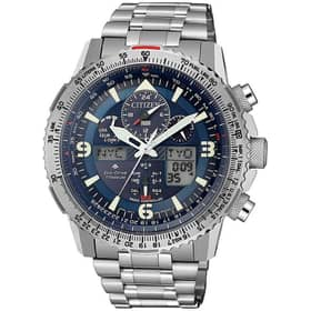 CITIZEN SKYHAWK WATCH - CZ.JY8100-80L