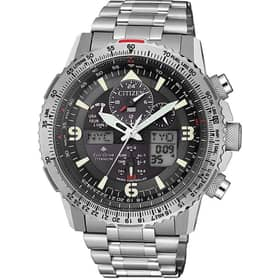 CITIZEN SKYHAWK WATCH - CZ.JY8100-80E