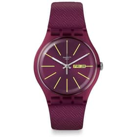 OROLOGIO SWATCH I LOVE YOUR FOLK - SW.SUOR709