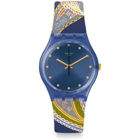 OROLOGIO SWATCH I LOVE YOUR FOLK - SW.GN263