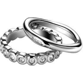 ANELLO BREIL ROLLING DIAMONDS - TR.TJ1541