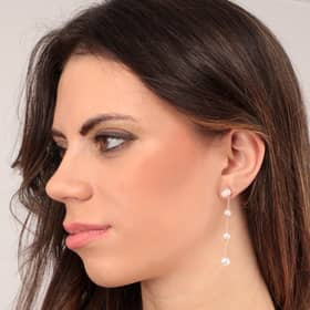MORELLATO GEMMA PERLA EARRINGS - SATC04