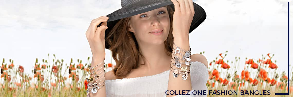 Collection Fashion Bangles