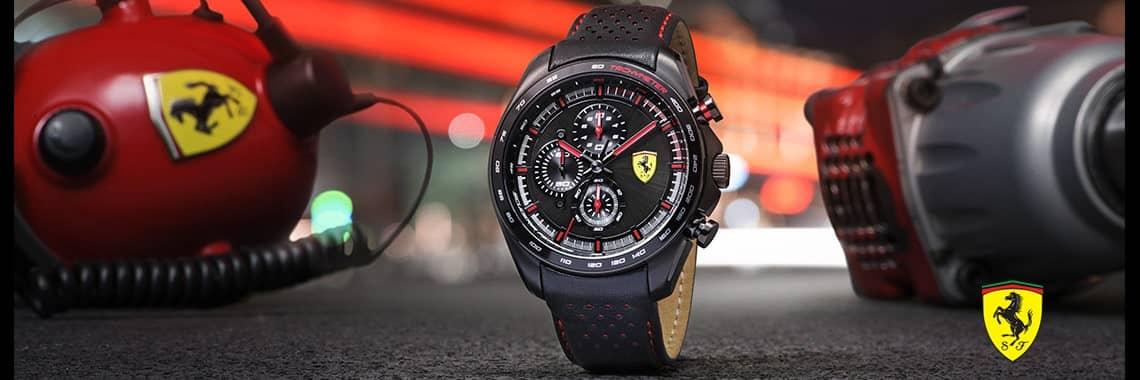 Scuderia Ferrari - Distribuidor Oficial