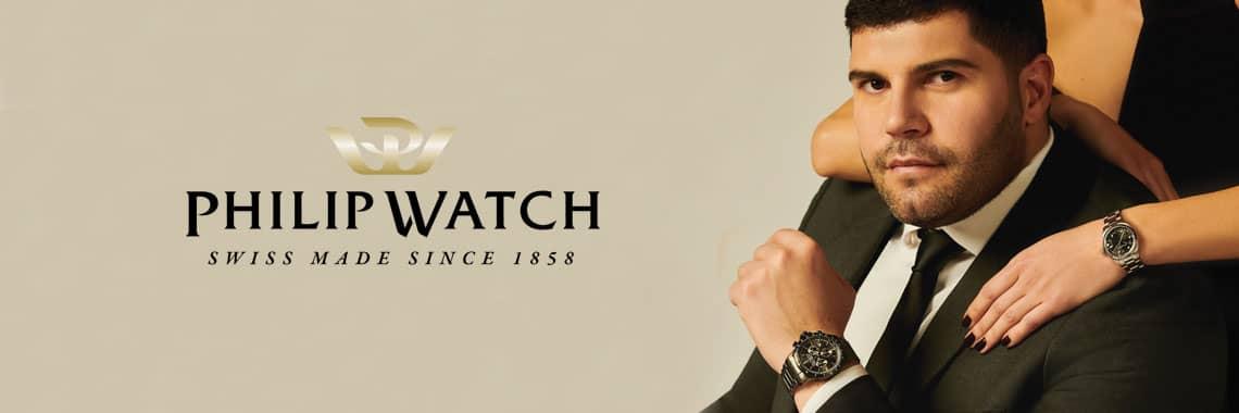 Philip Watch - Revendeur officiel