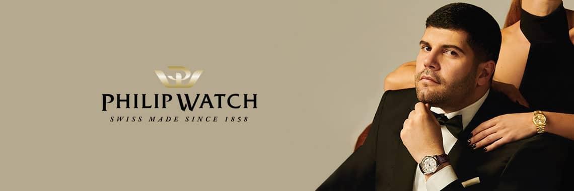 Philip Watch -  Official Dealer