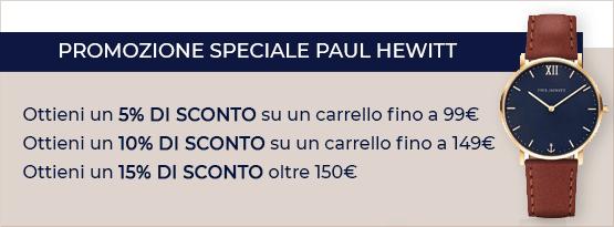 Speciale Paul Hewitt