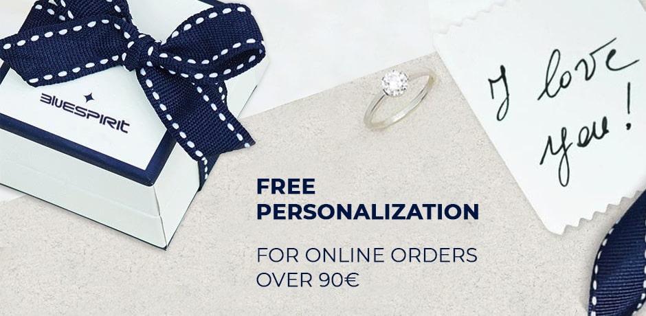Free Personalizzation