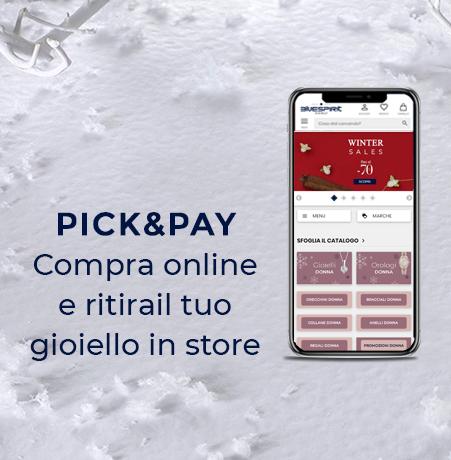 Pick&Pay Ritira e Paga in Negozio