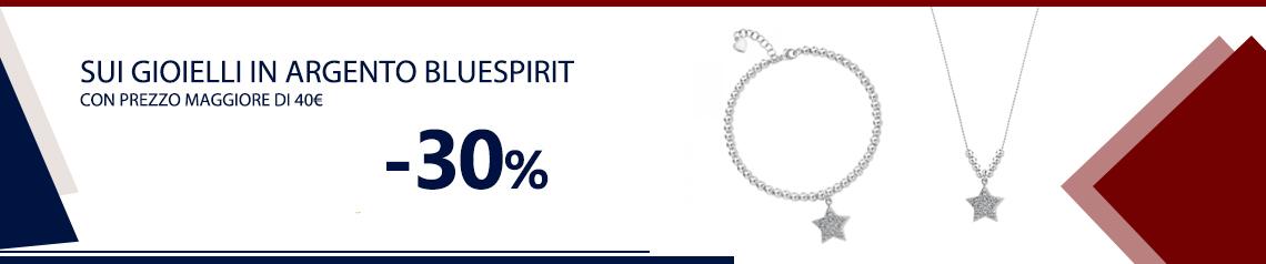 -30% su argento Bluespirit