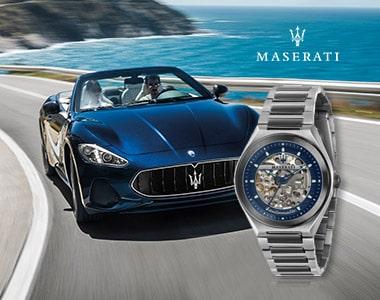 Maserati man