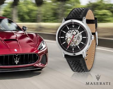 Maserati hombre