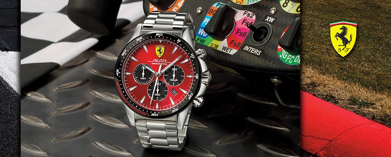 Scuderia Ferrari - Revendeur officiel